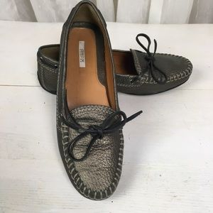 🇮🇹 Geox Leather Driver Loafer